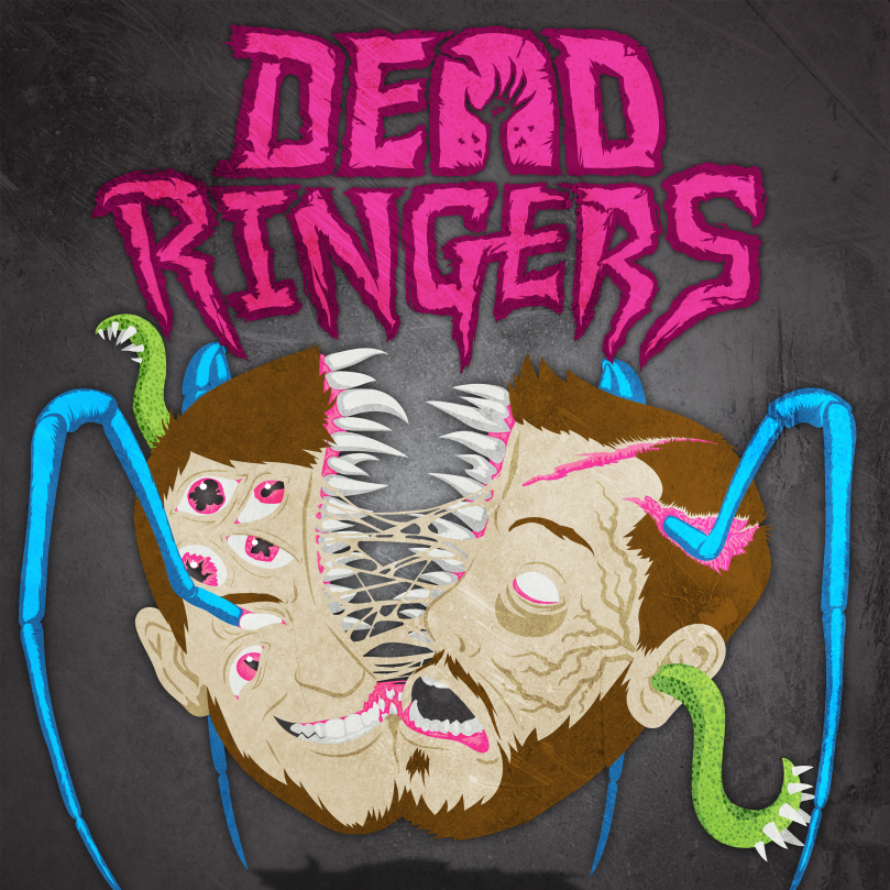 Dead Ringers Podcast Art