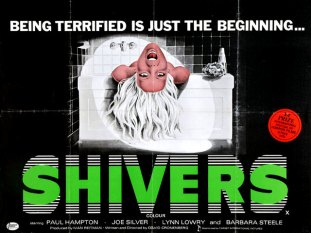 Shivers Poster