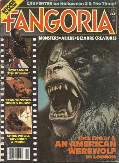 Fangoria - American Werewolf