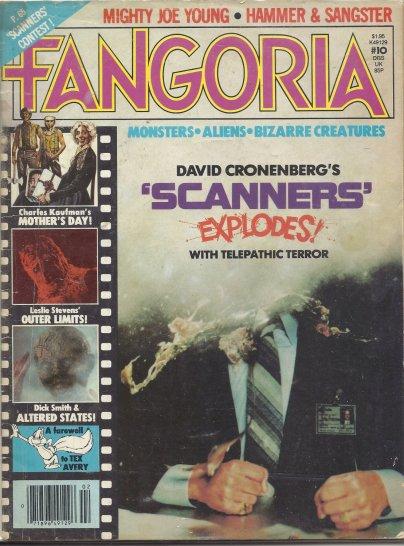 Fangoria - Scanners